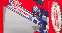 Animated - Ultra Magnus - Package art
