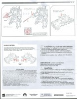 Movie - Optimus Prime - Instructions